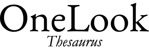 OneLook Thesaurus