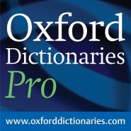Oxford Dictionaries Pro BUW