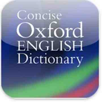 Oxford English Dictionary BUW